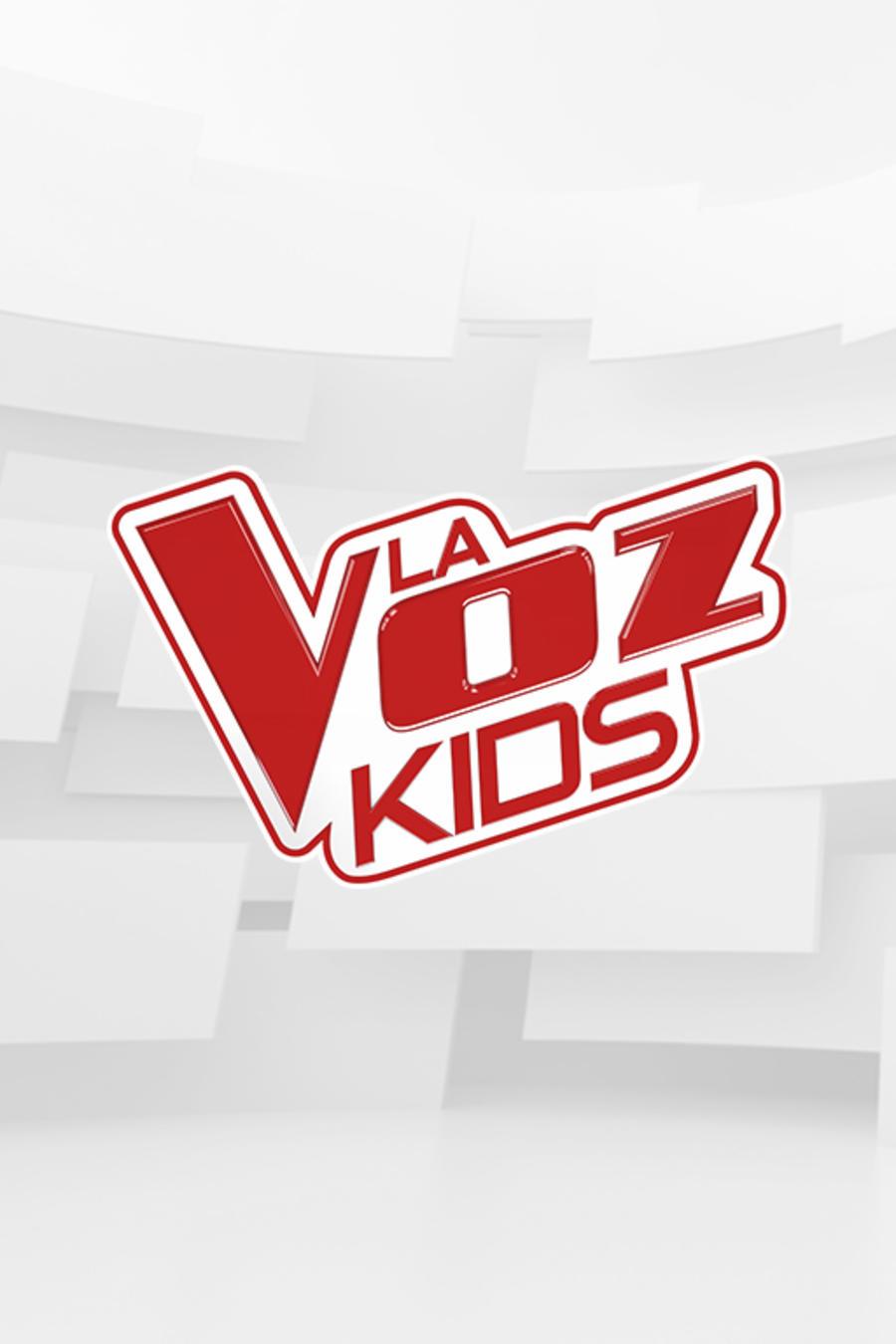 Logo de La Voz Kids