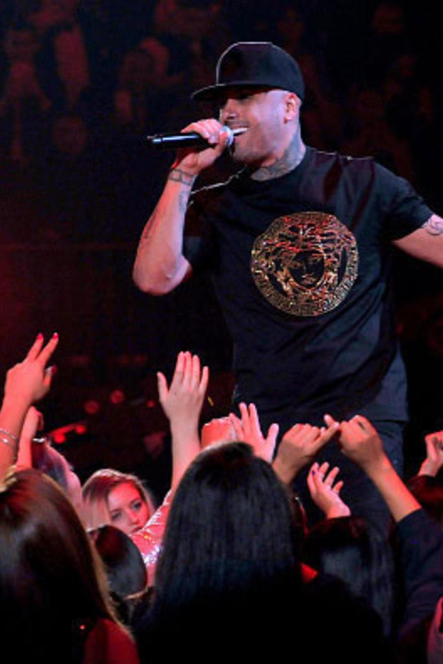 Nicky Jam Latin Billboards