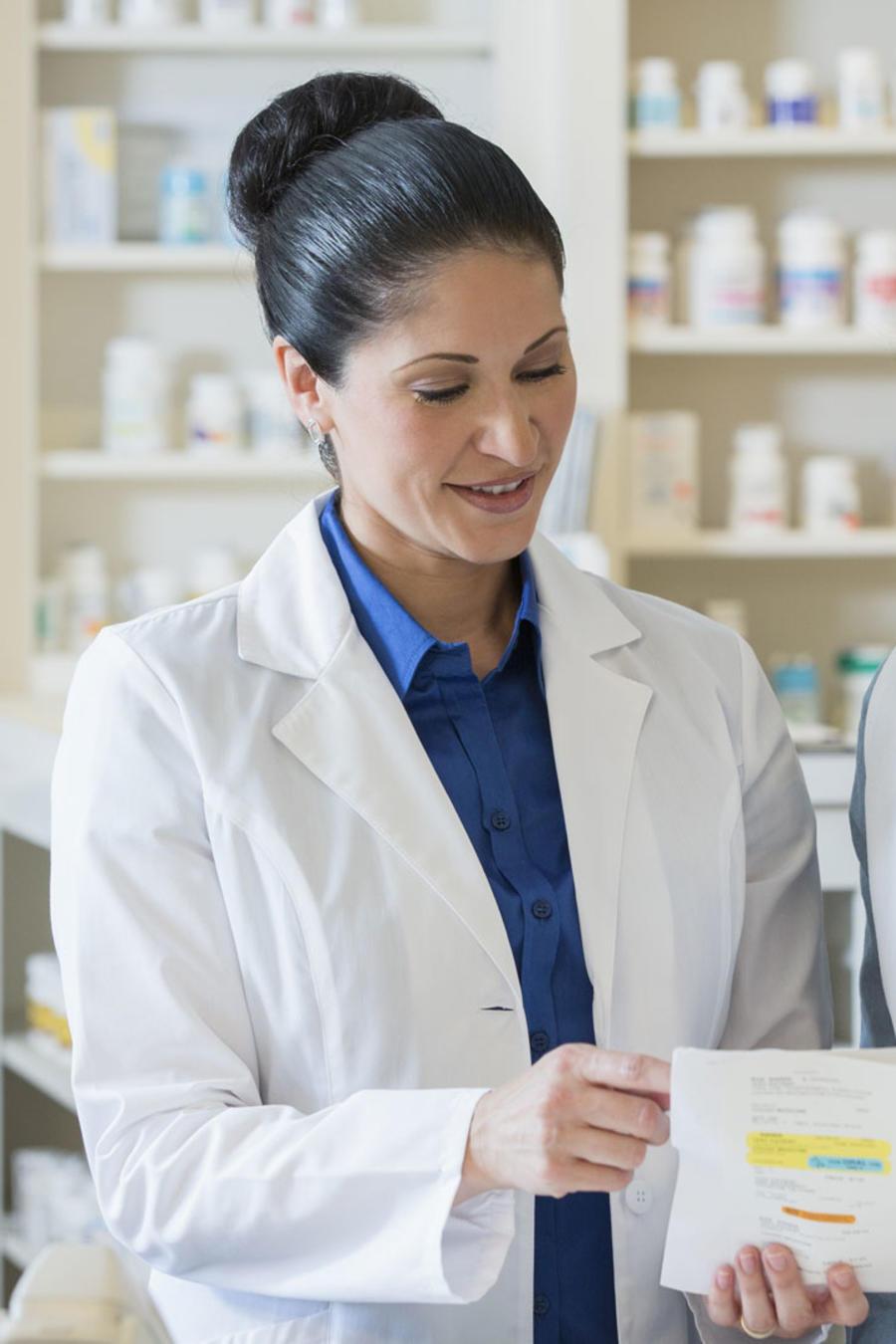 gerente farmacia