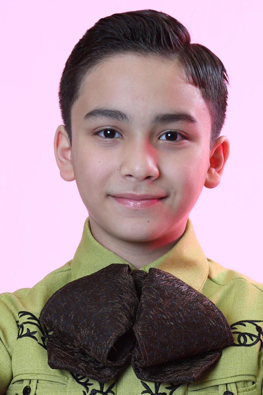 Francisco García del Team Natalia en La Voz Kids