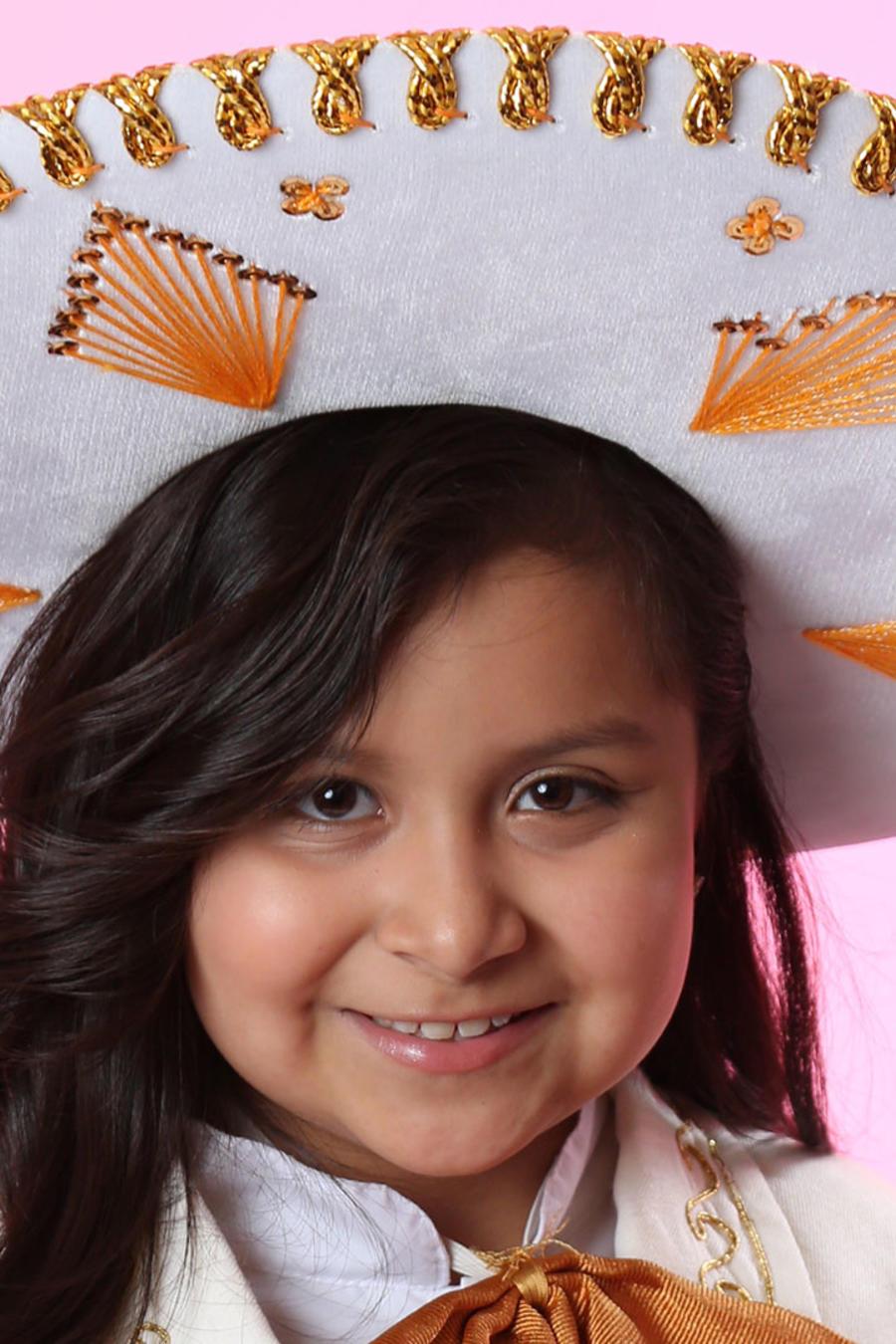 Jolette Rivera del Team Natalia de La Voz Kids