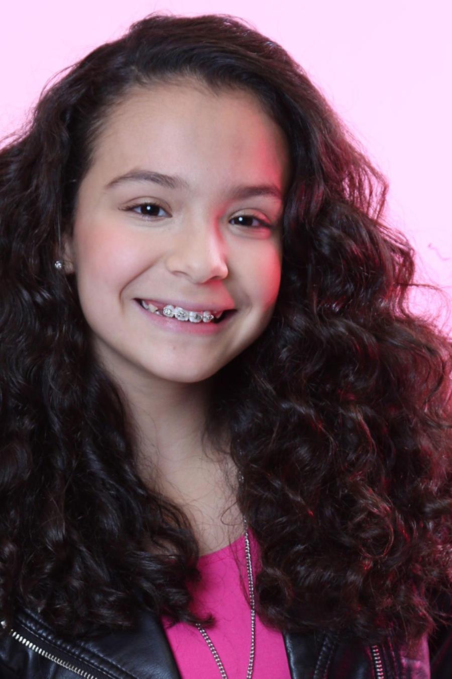 Manuela Maria del Team Natalia en La Voz Kids