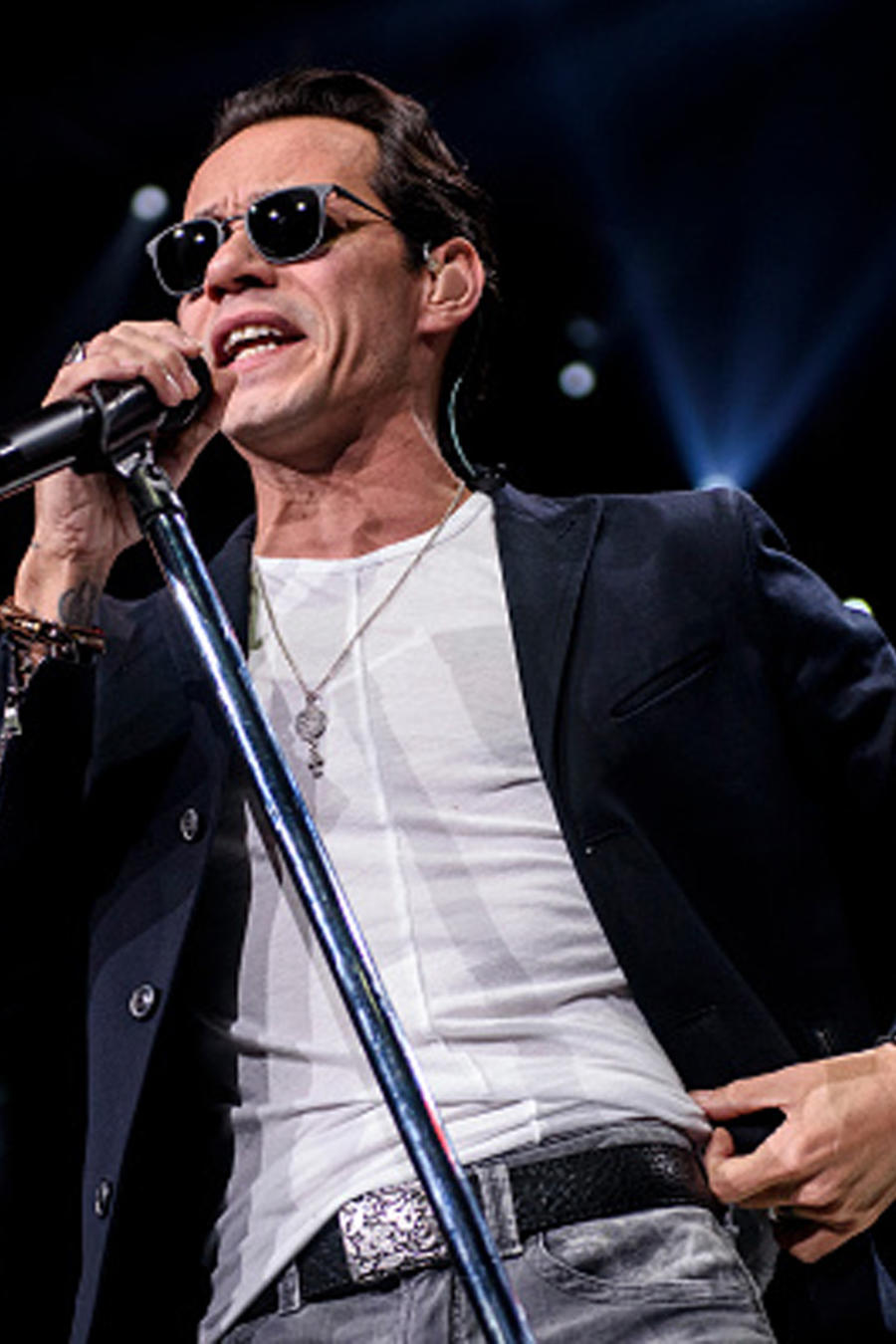 Marc Anthony New Jersey Concierto 2016