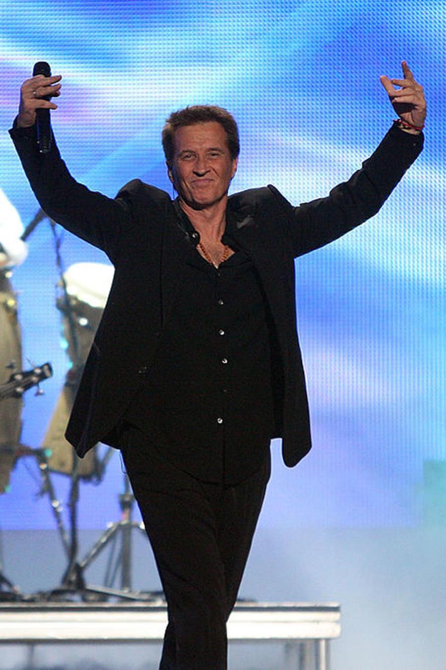 Emmanuel en los Premios Billboard de la Música Latina 2011