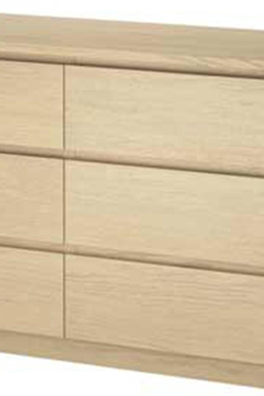 La Comisión de Seguridad de Productos al Consumidor recomienda asegurar a la pared el Mueble MALM de IKEA de 6 cajones porque de los contrario puede ser peligroso para los niños