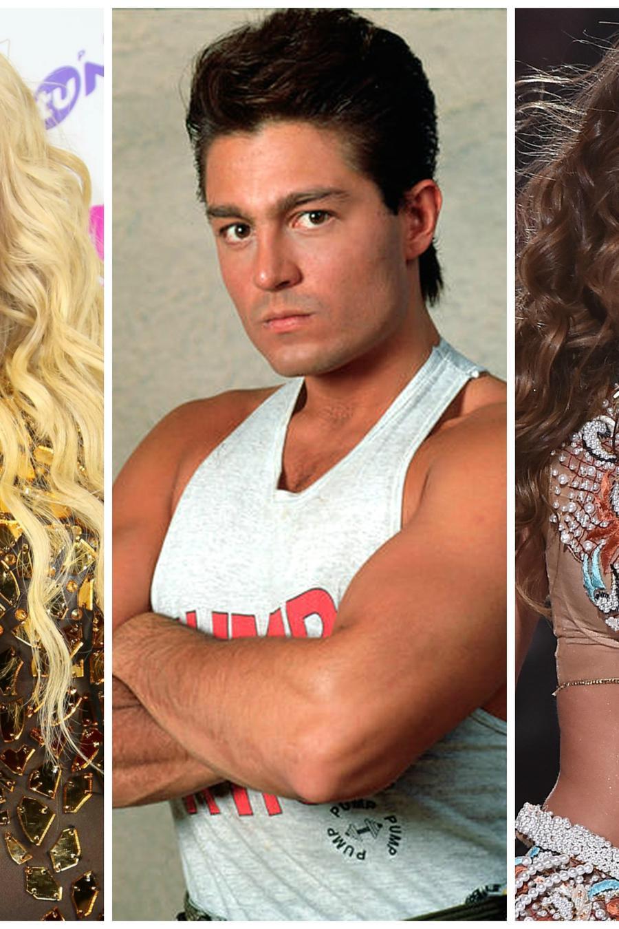 Yuri, Fernando Colunga y Anahí
