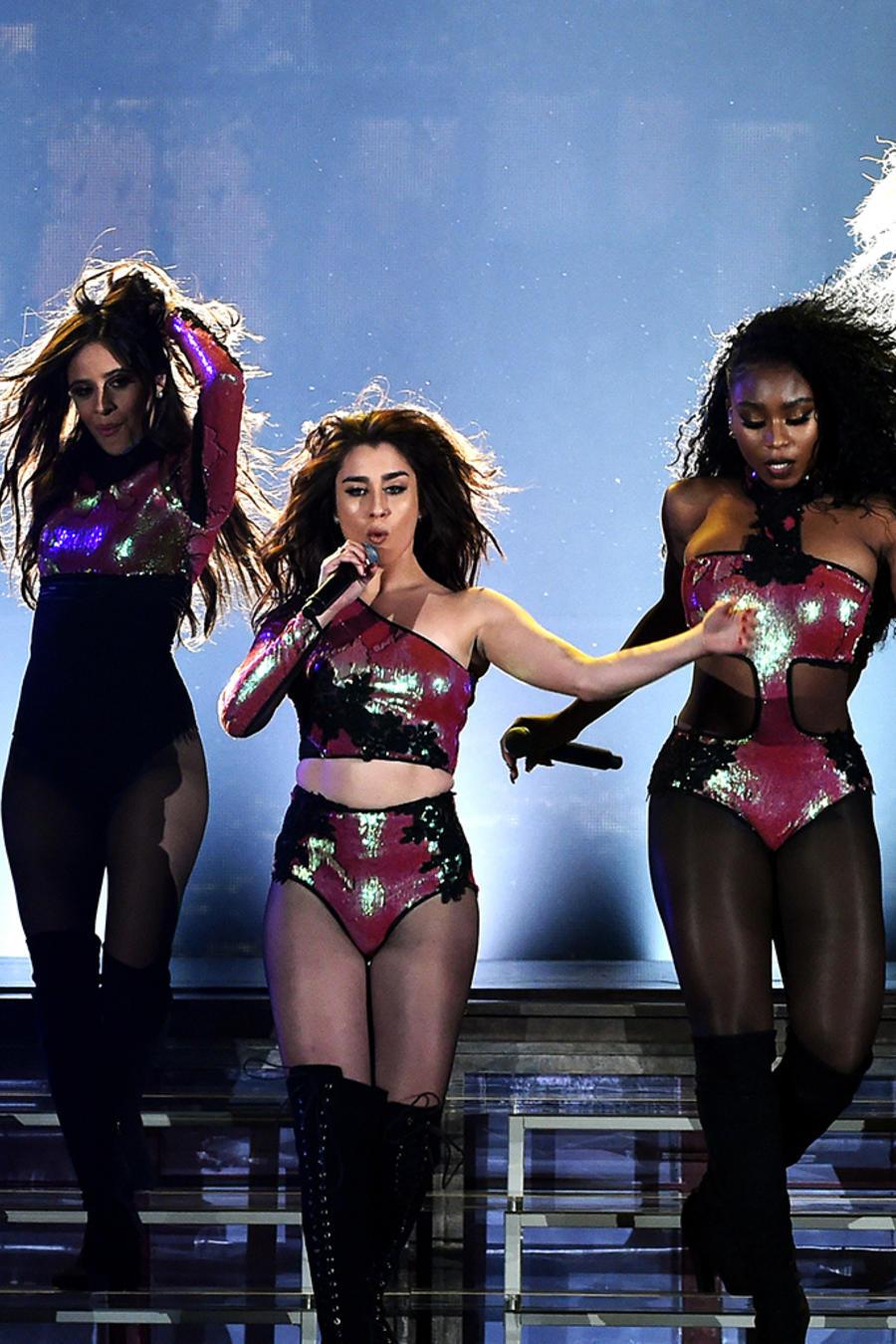 Fifth Harmony en los Billboard Music Awards 2016