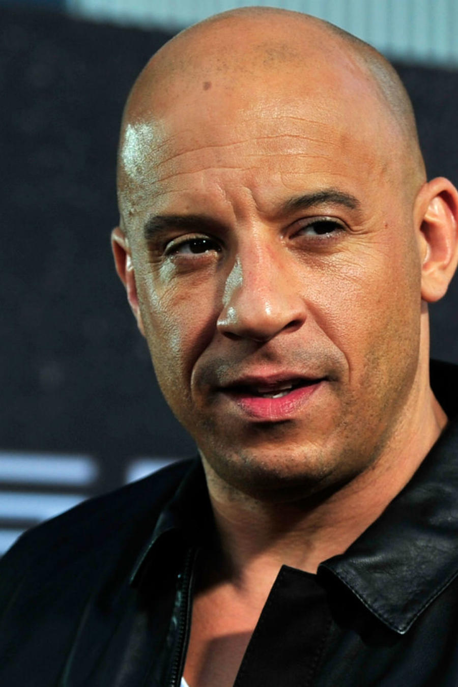 """Vin Diesel en la premier de """"Fast & Furious 6"""" en mayo de 2013"""