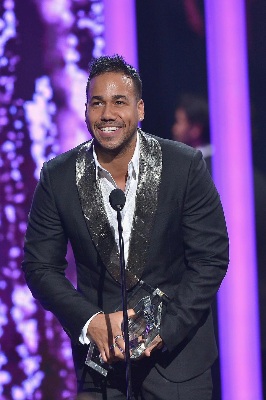 Romeo Santos 2015 Billboard Latin Music Awards - Show