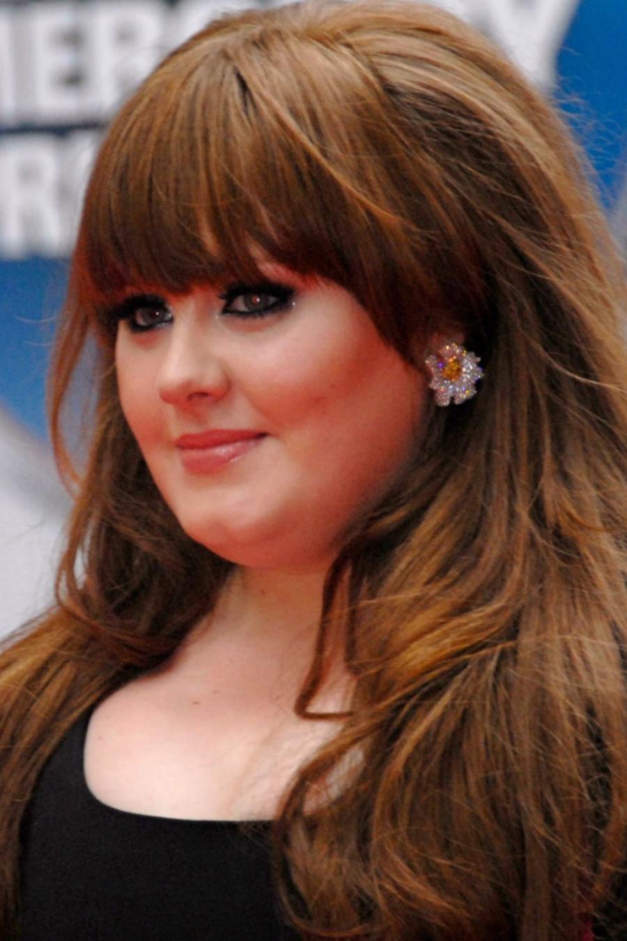 Adele en los Mercury Music Awards de 2008