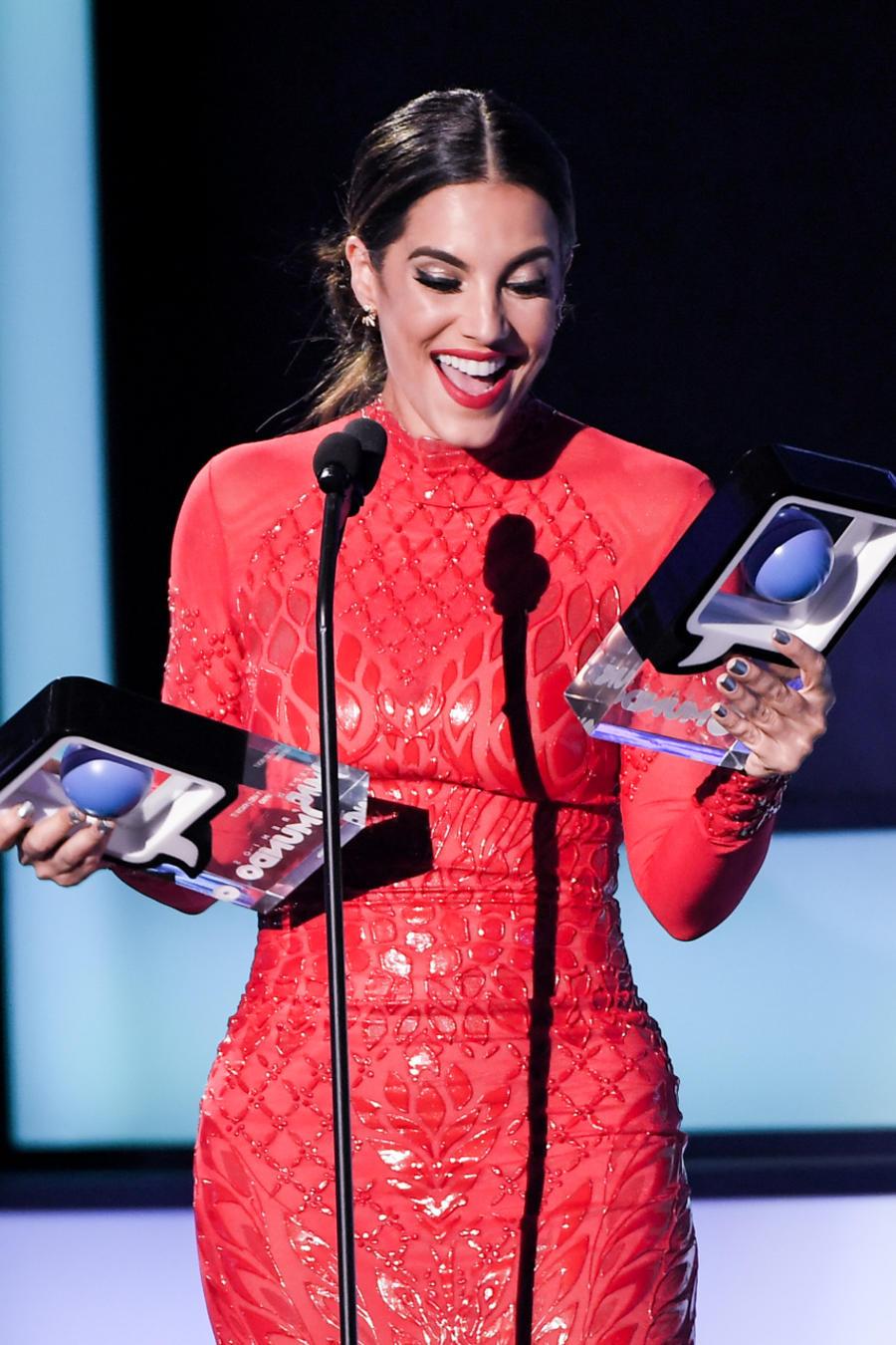 Gaby Espino - Premios Tu Mundo 2016