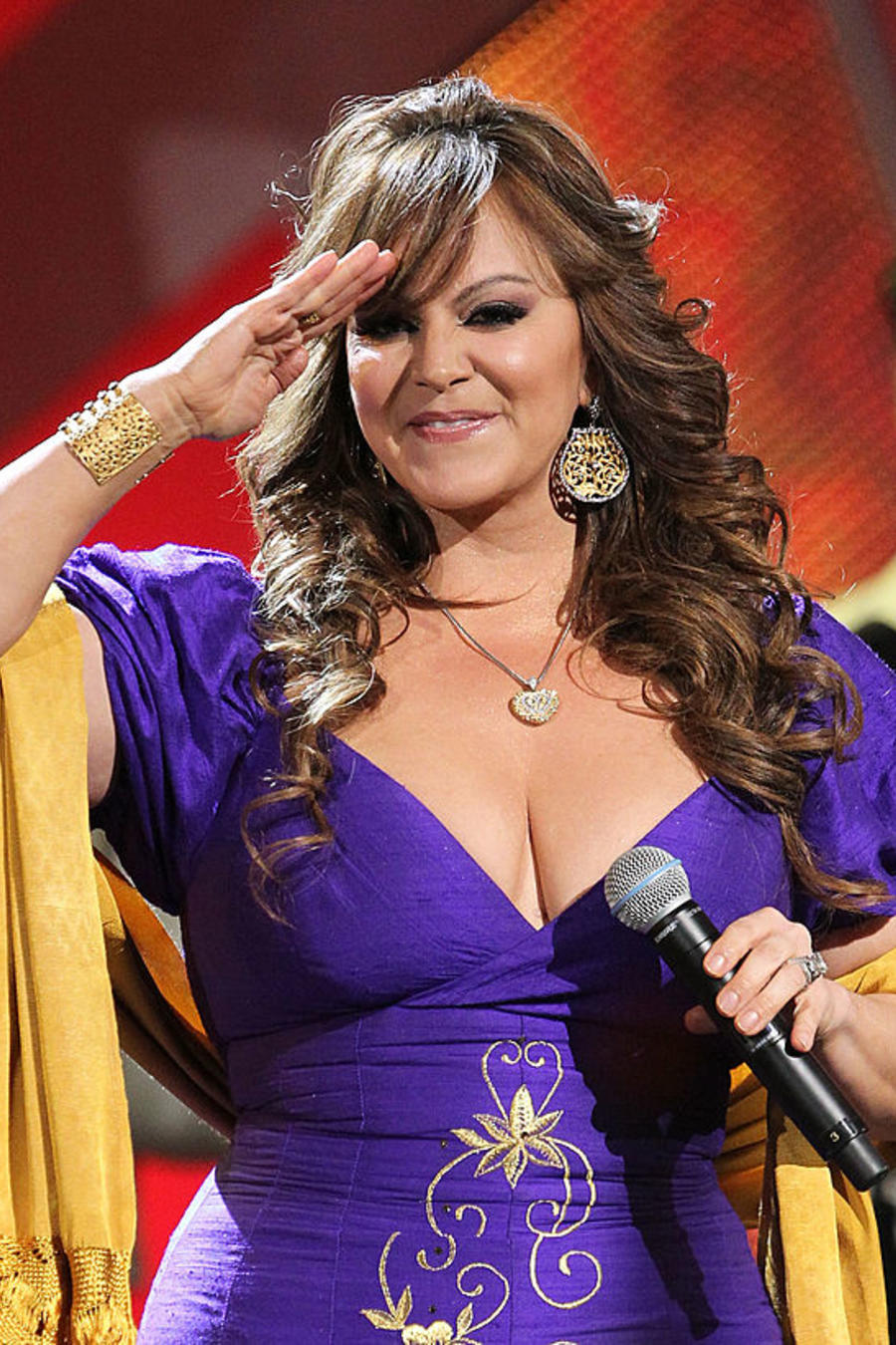 Jenni Rivera - 11th Annual Latin Grammy Awards 2010