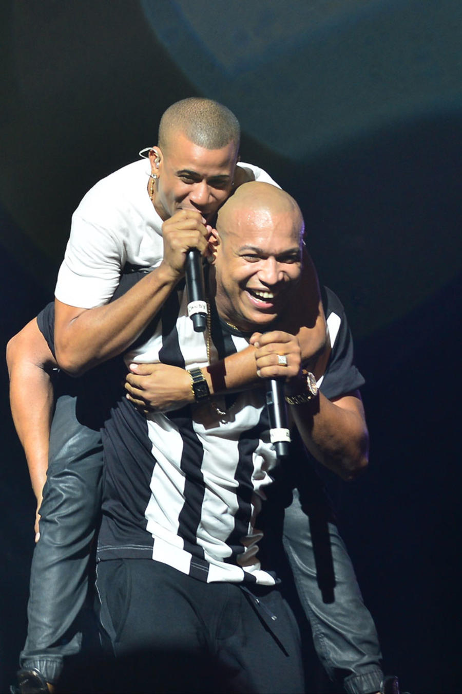 Gente de Zona concierto en Miami 2014