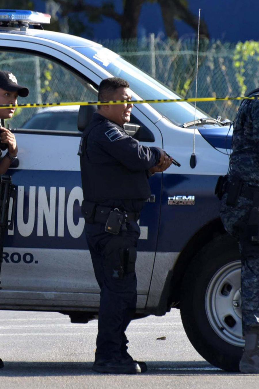 nuevos tiroteos en cancun