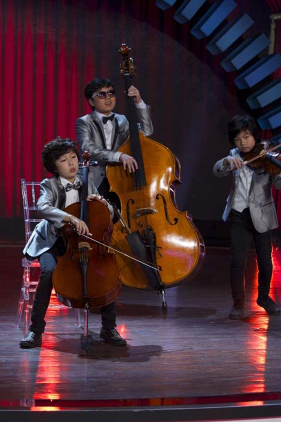 Justin Yu en Siempre Niños