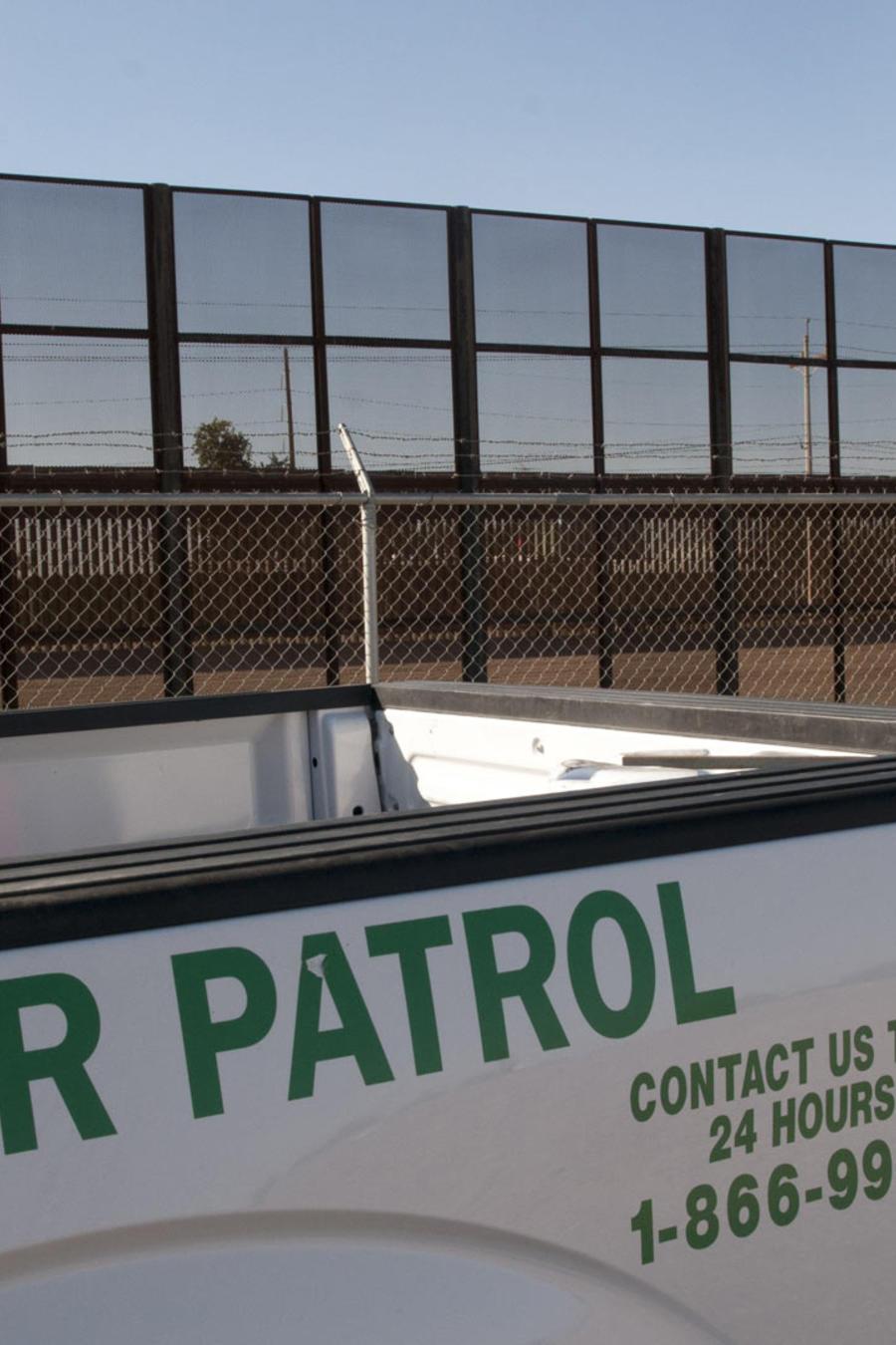 frontera de mexico y eeuu