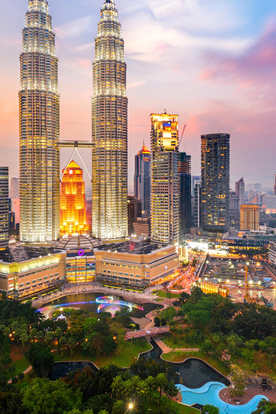 Torres Petronas de Malasia