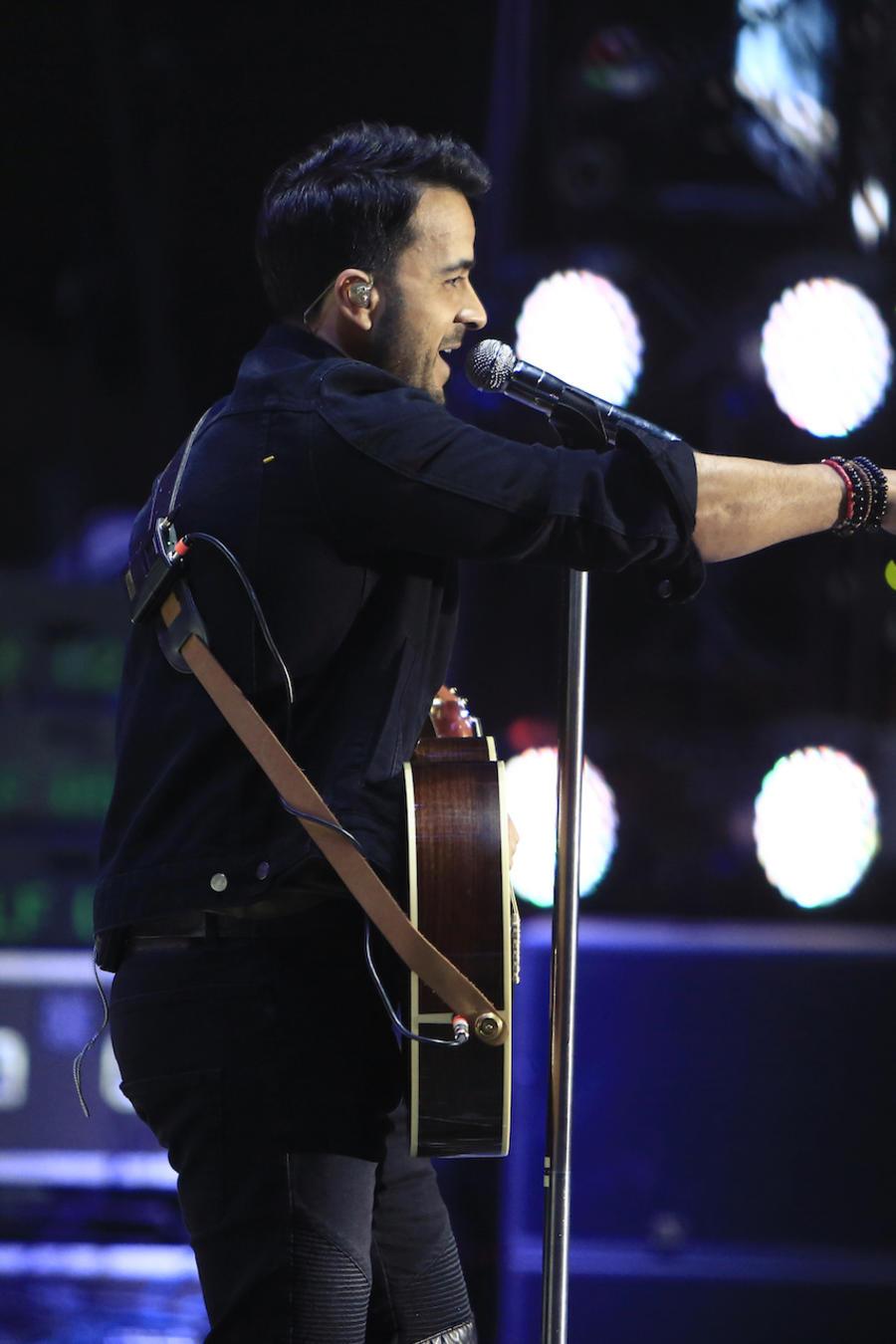 Luis Fonsi en el L Festival 2017