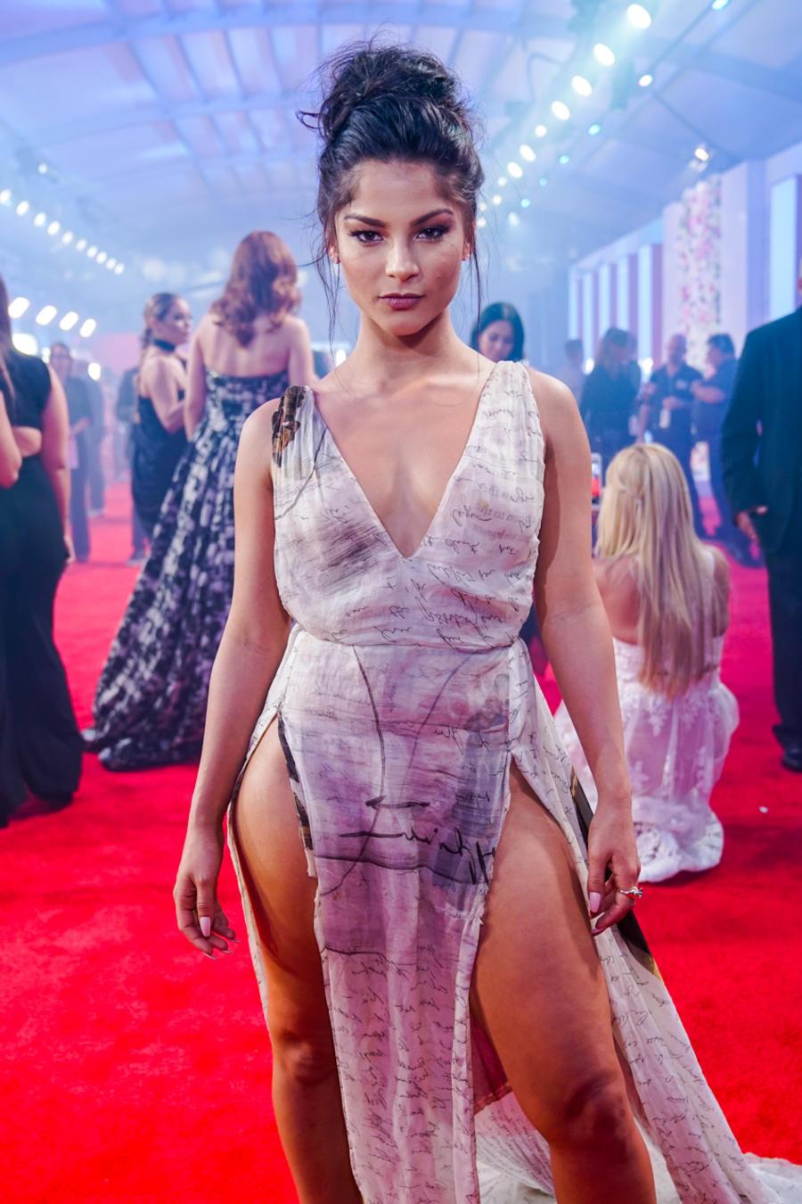 Peores vestidos alfombra Premios Billboard 2017