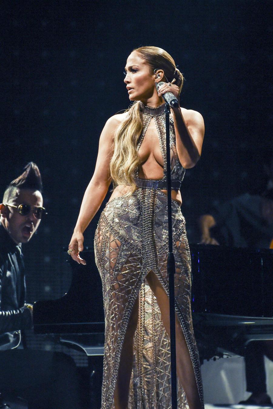 Jennifer Lopez estrena canción Premios Billboard 2017