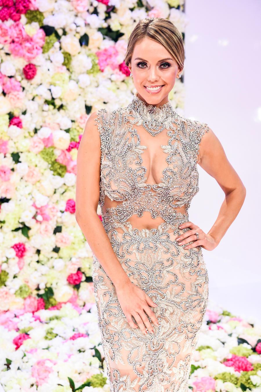 Jessica Carrillo - Alfombra Roja Premios Billboard 2017