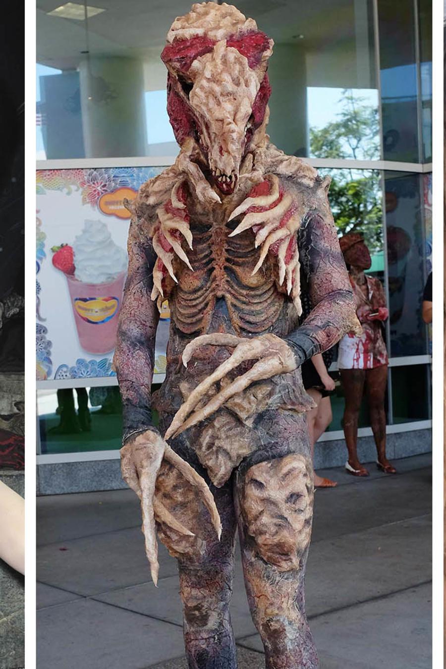 Los mejores cosplays del Comic Con 2017