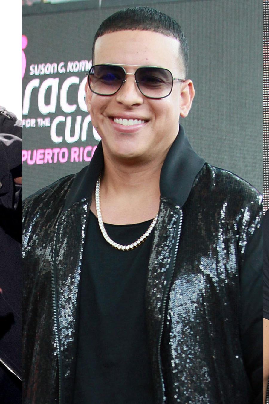 Daddy Yankee ha realizado grandes colaboraciones musicales con muchos famosos