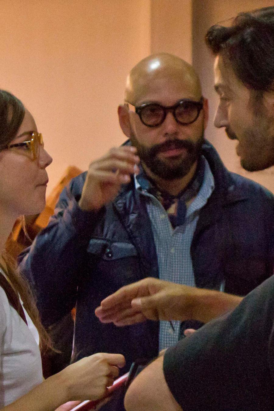 Diego Luna y Camila Sodi demostraron su unión