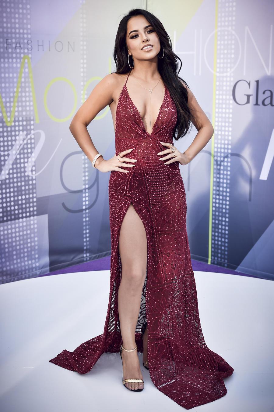 Becky G en los Latin Music Awards 2017