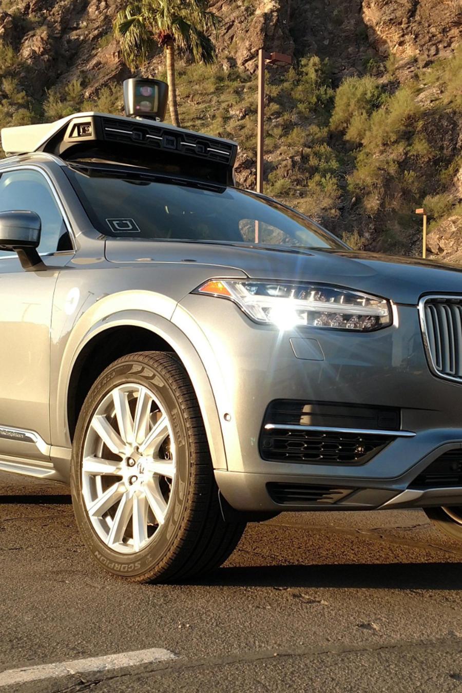 Un vehículo autónomo de Uber mata a un peatón en Arizona (EE.UU.)