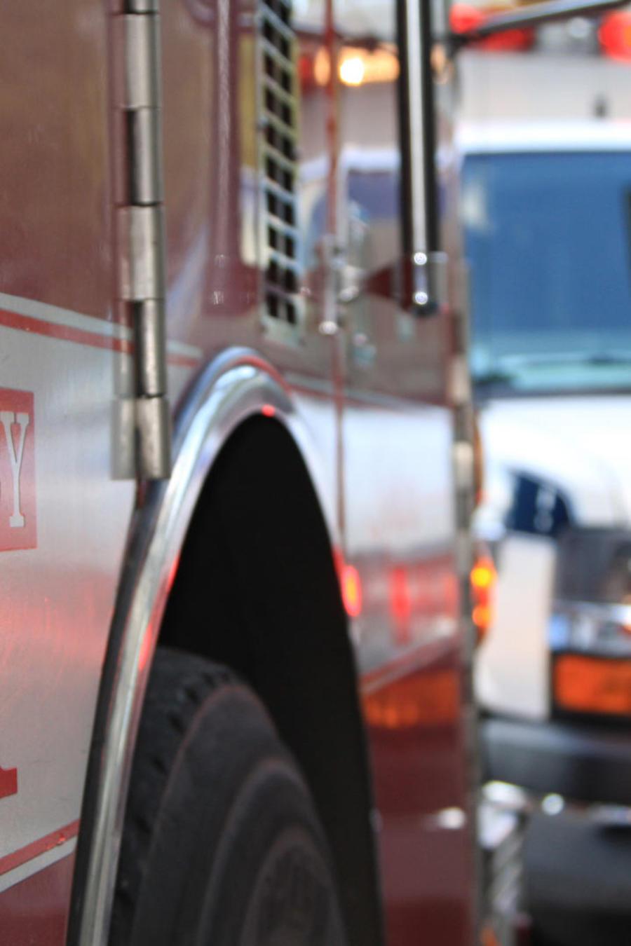 Ambulancia del 911
