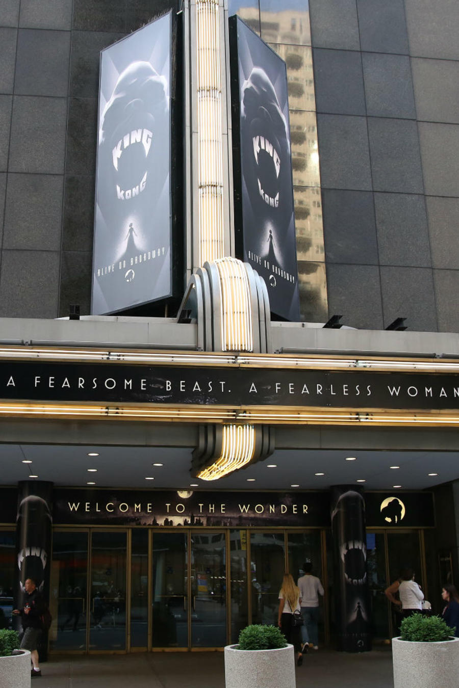 Broadway Theather en Nueva York