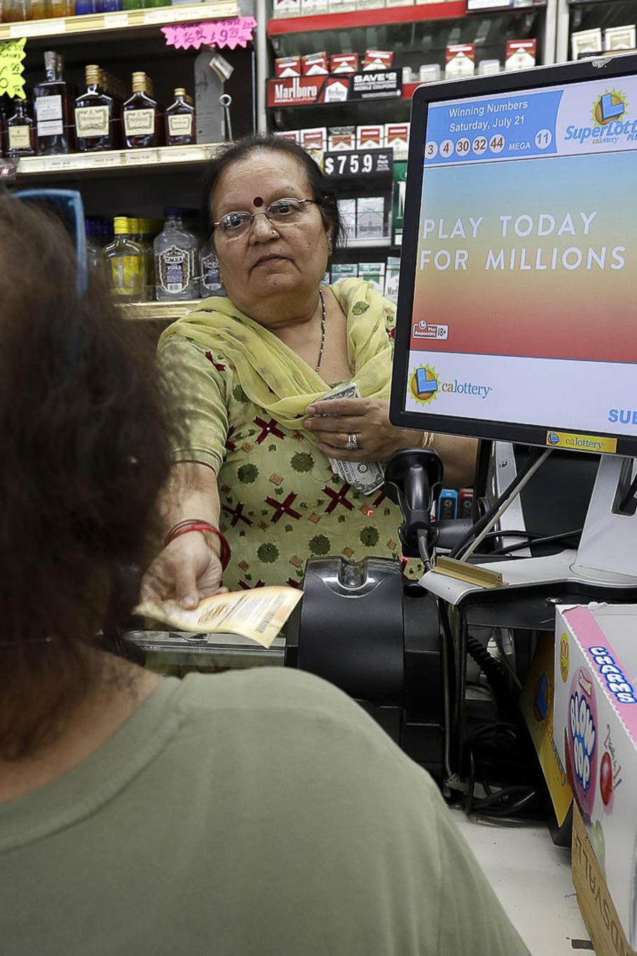 Fiebre por la lotería