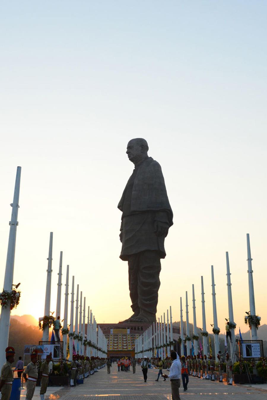 Estatua más alta del mundo