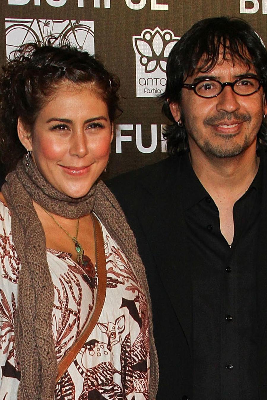 Vica Andrade y Memo del Bosque