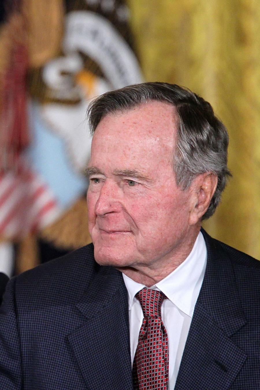 George H. W. Bush 5