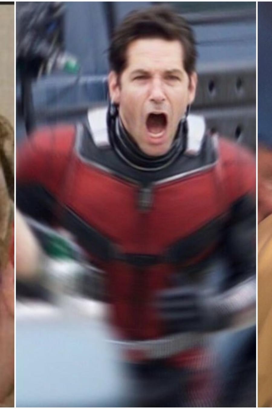 Reacciones a Avengers
