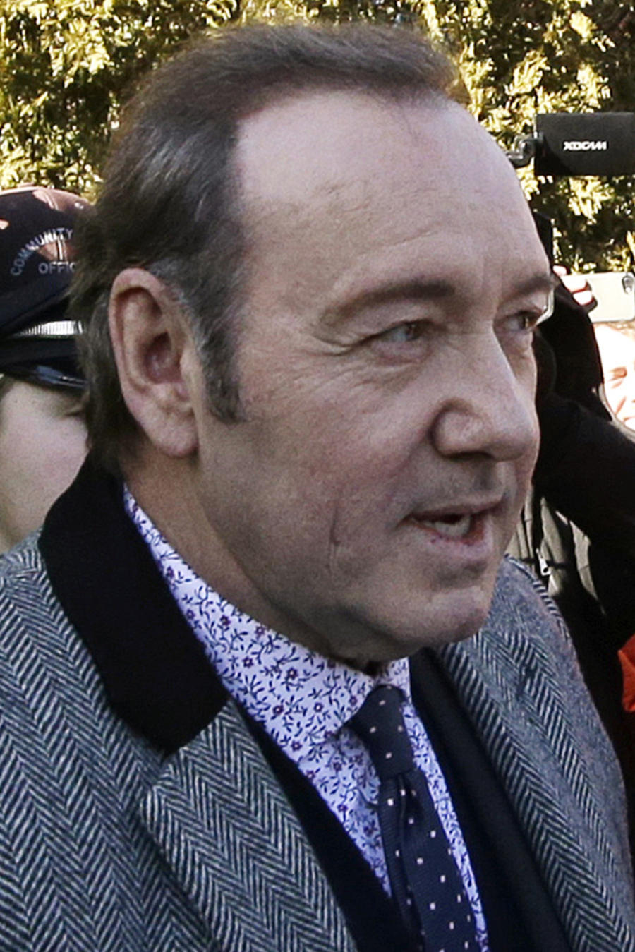 Kevin Spacey: Groping Charge Dropped by Prosecutors