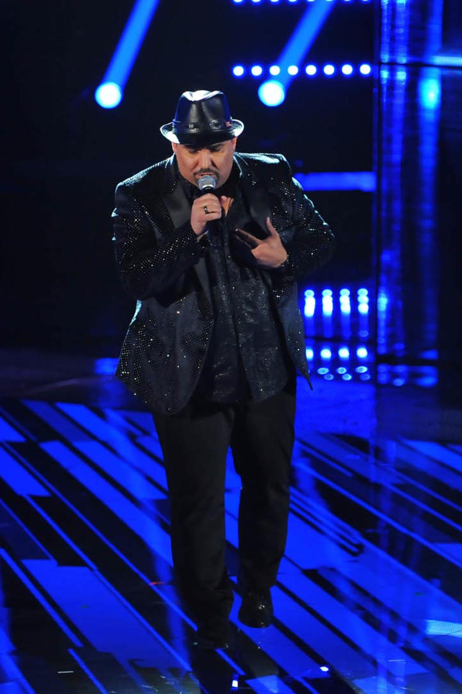 La Voz abrió con el ritmo de Jerry Montañez