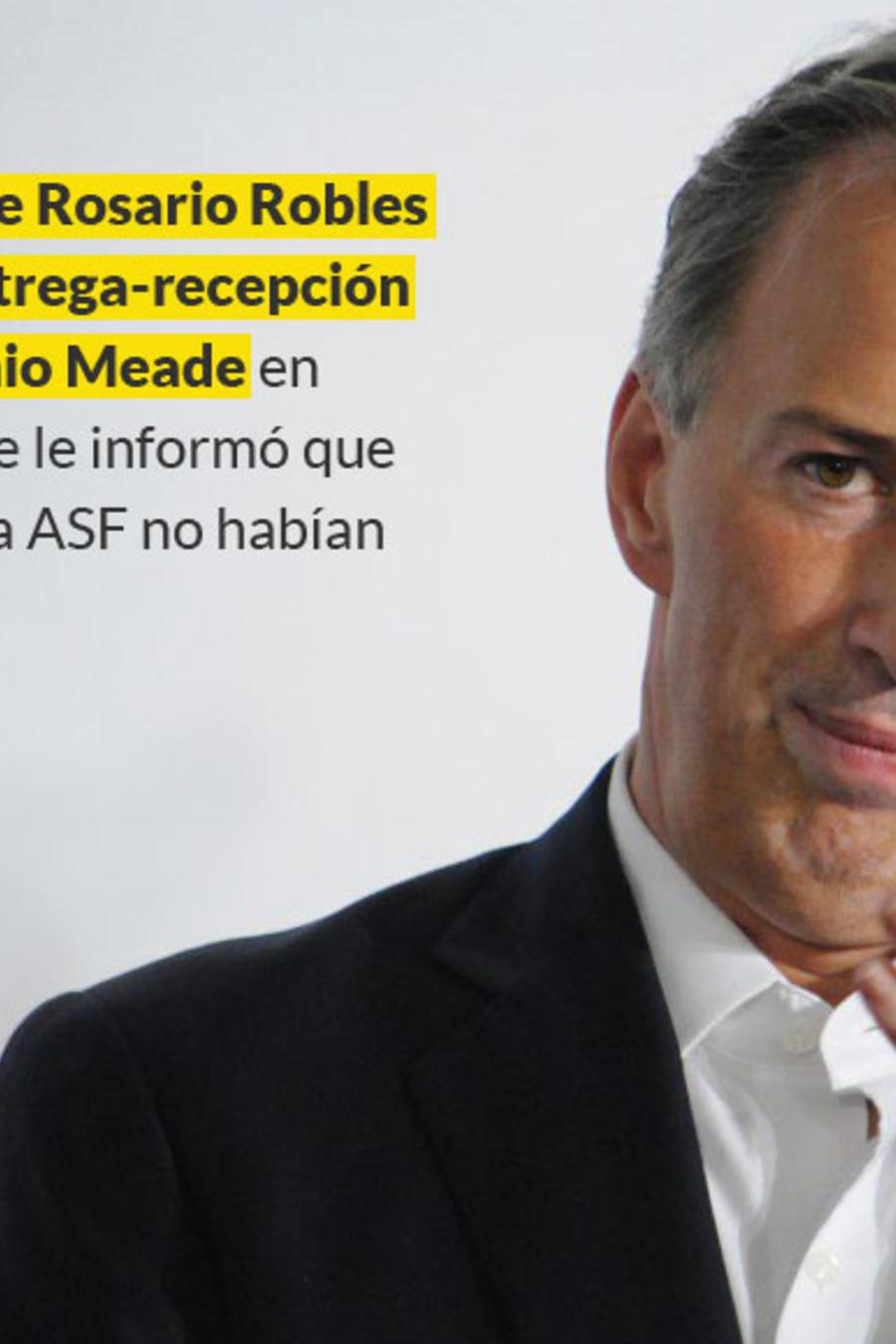 José Antonio Meade en una imagen de archivo