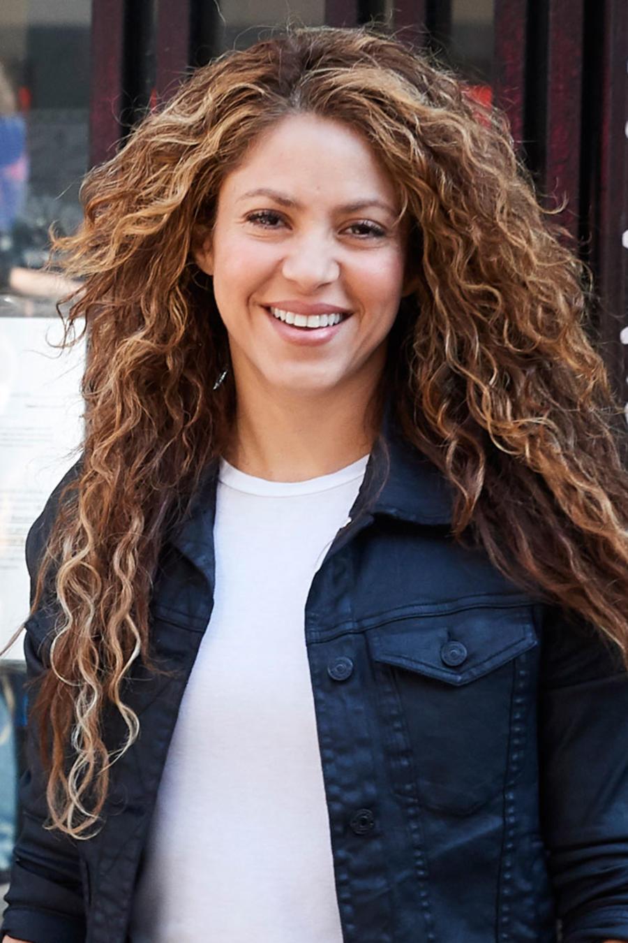 Shakira y Salma Hayek