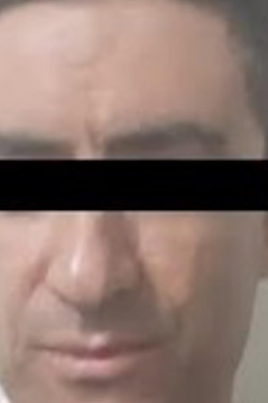 El acusado fue capturado a través de una orden de aprehensión desde el pasado mes de abril.