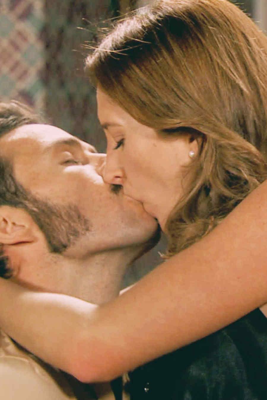 José María Torre, Geraldine Bazan, besandose, Dueños del Paraíso