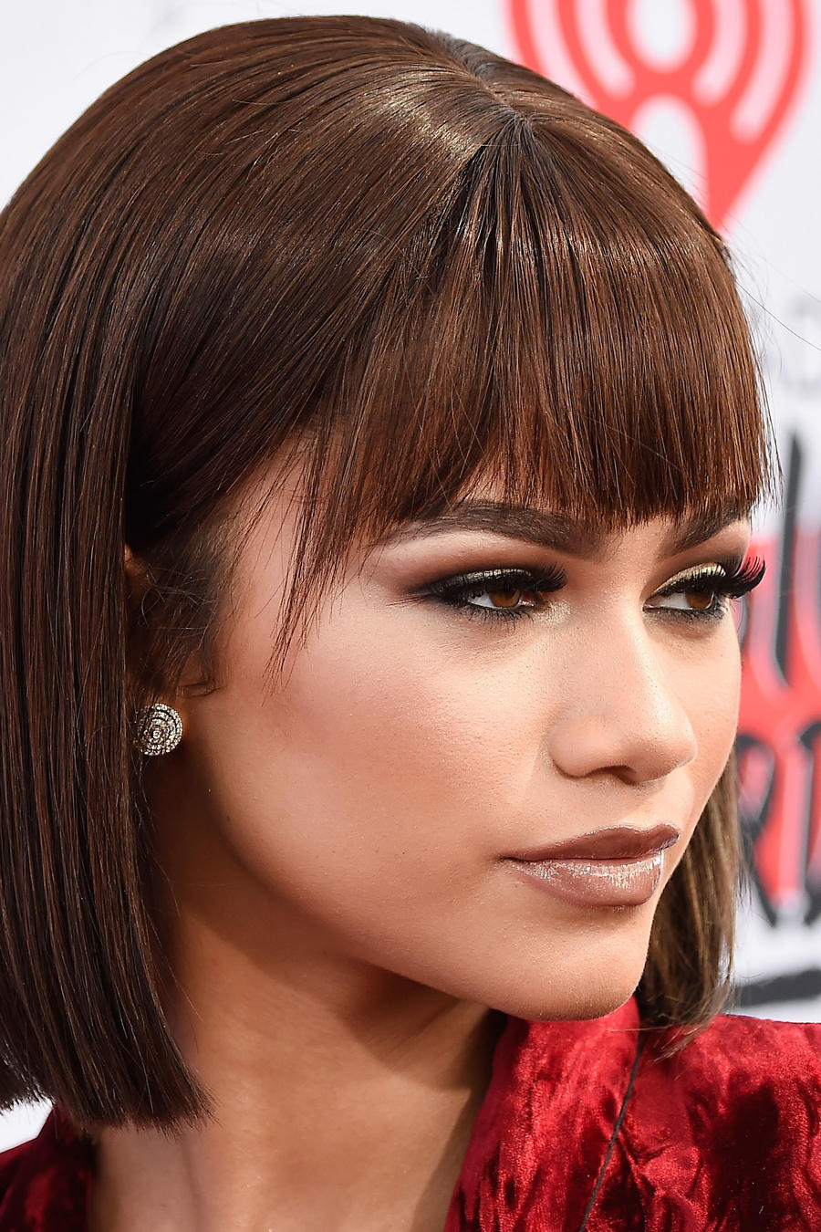 Zendaya en el red carpet de los iHeartRadio Music Awards 2016