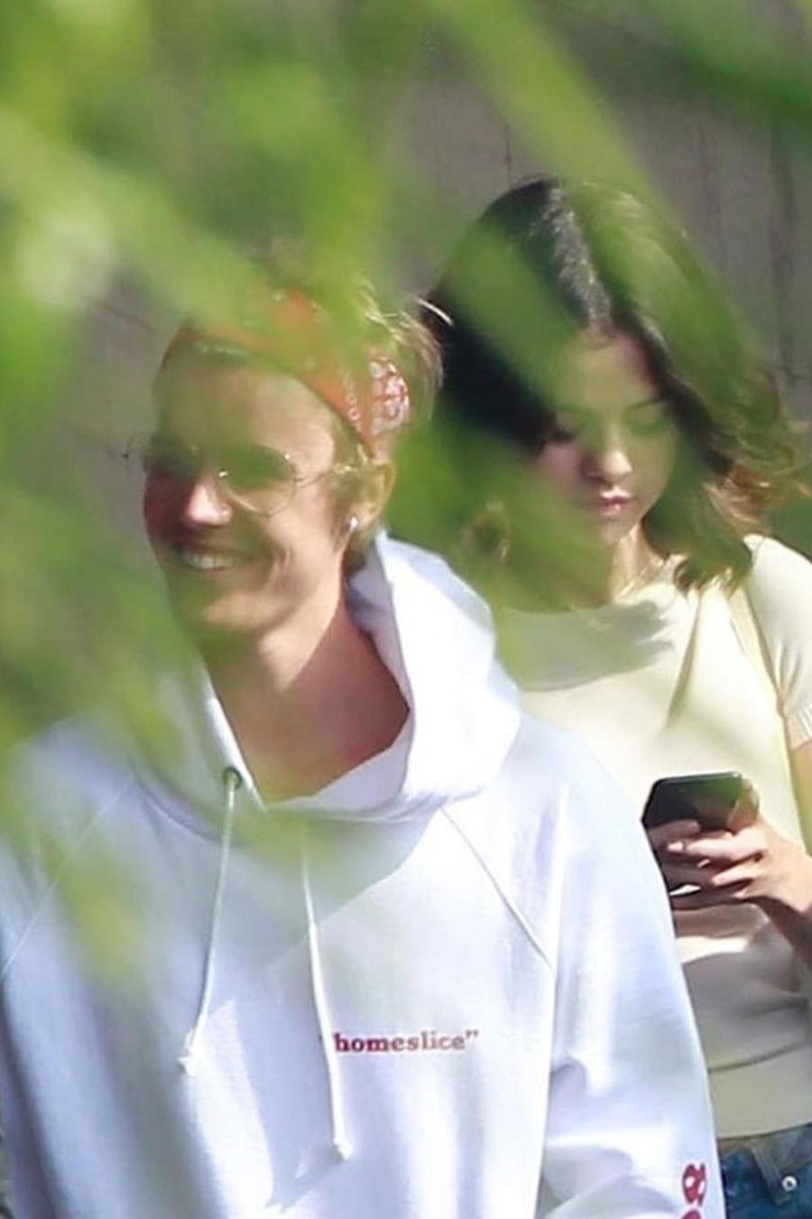 Selena Gomez y Justin Bieber 11