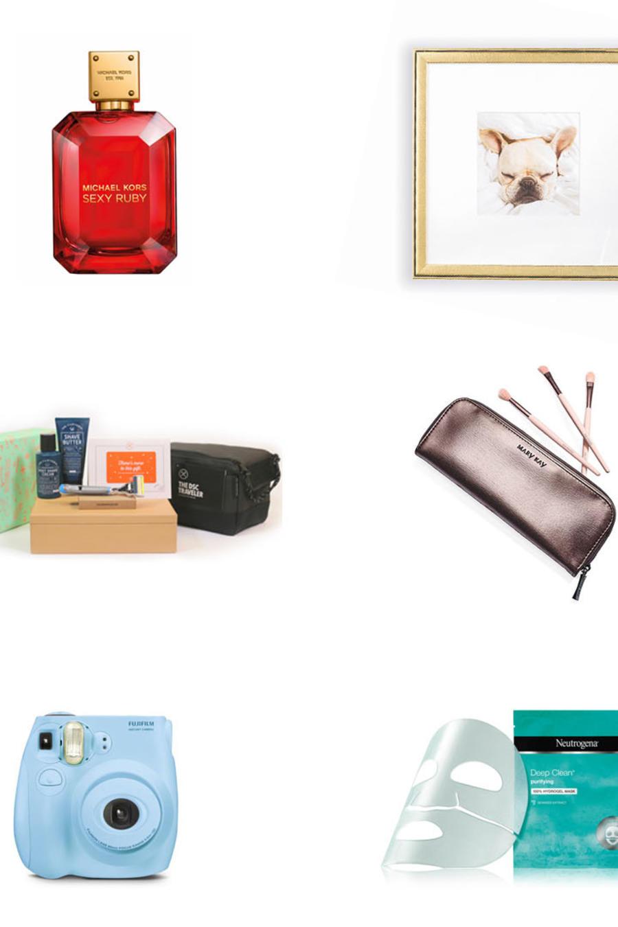collage guía de regalos 2017