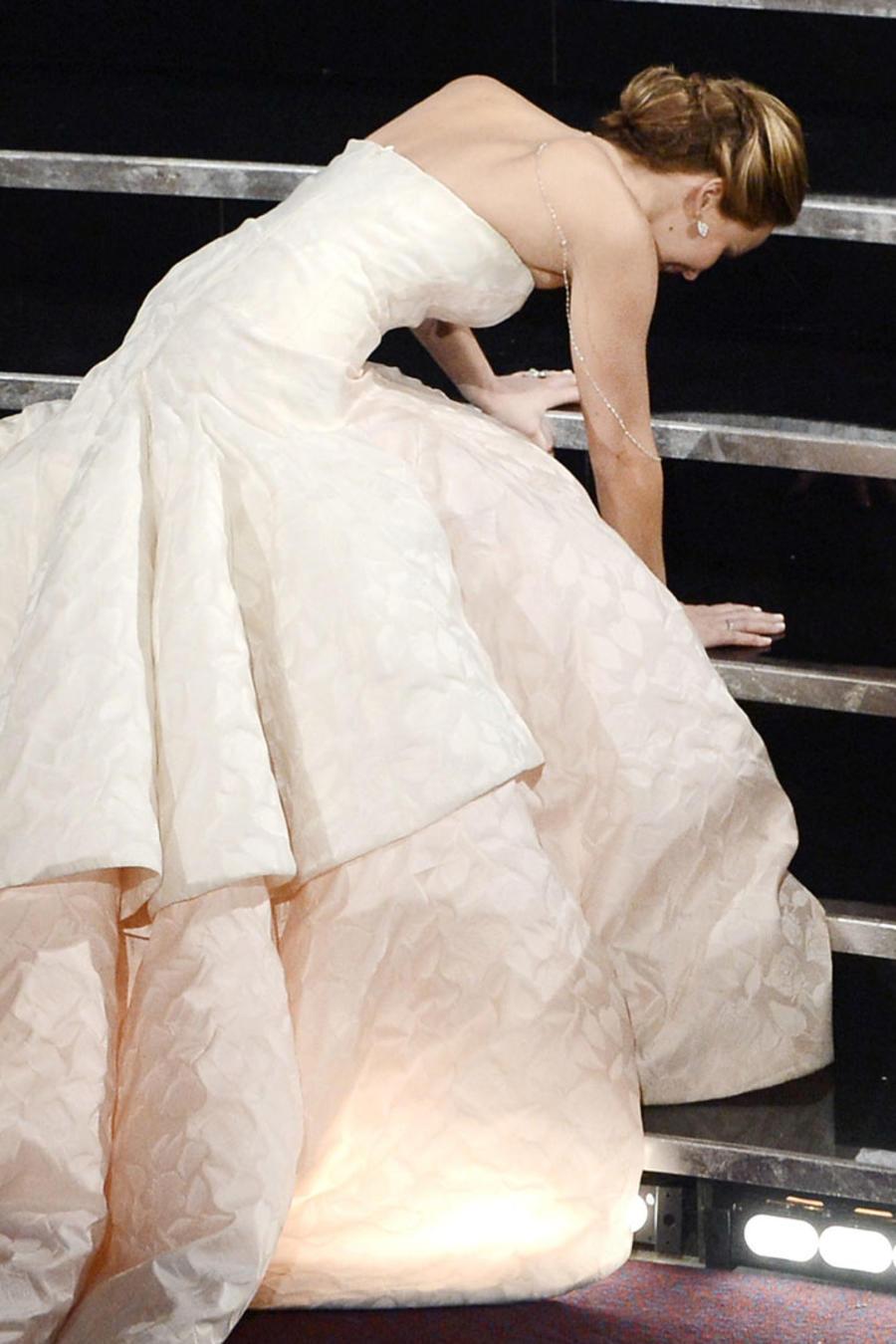 Los momentos más impactantes del Oscar