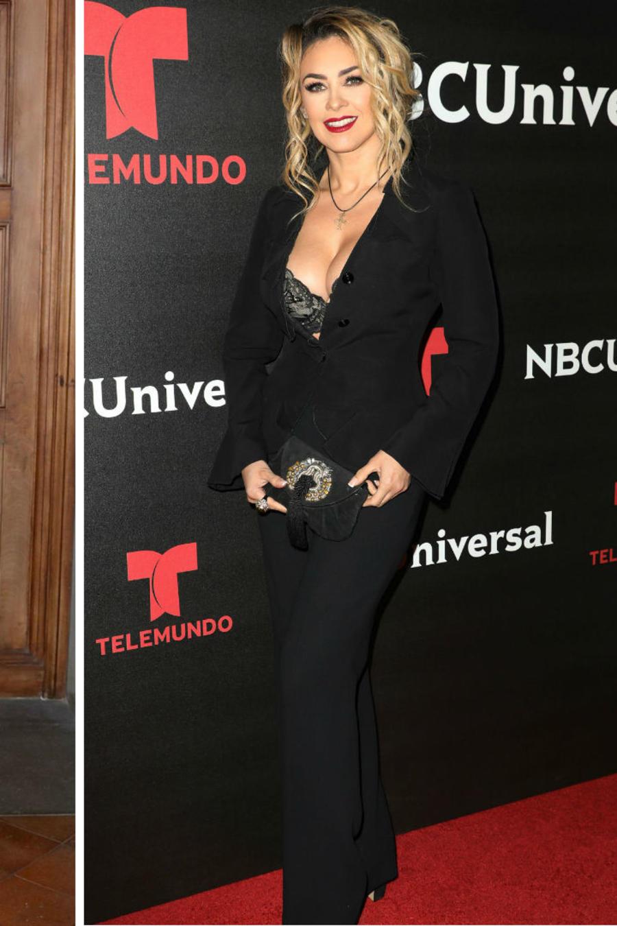Ximena Duque, Salma Hayek y Aracely Arámbula