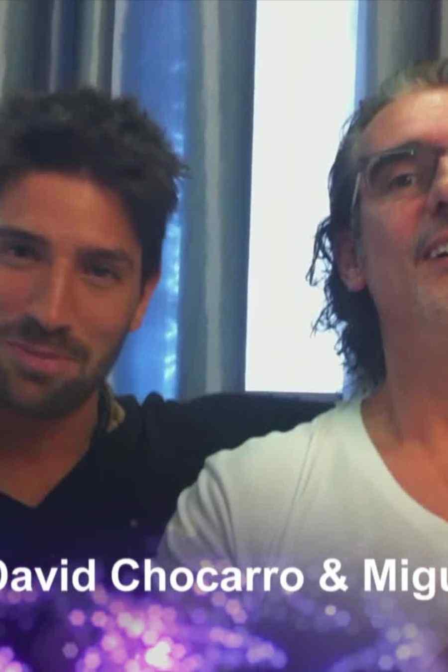 Miguel Varoni y Miguel Chocarro te invitan