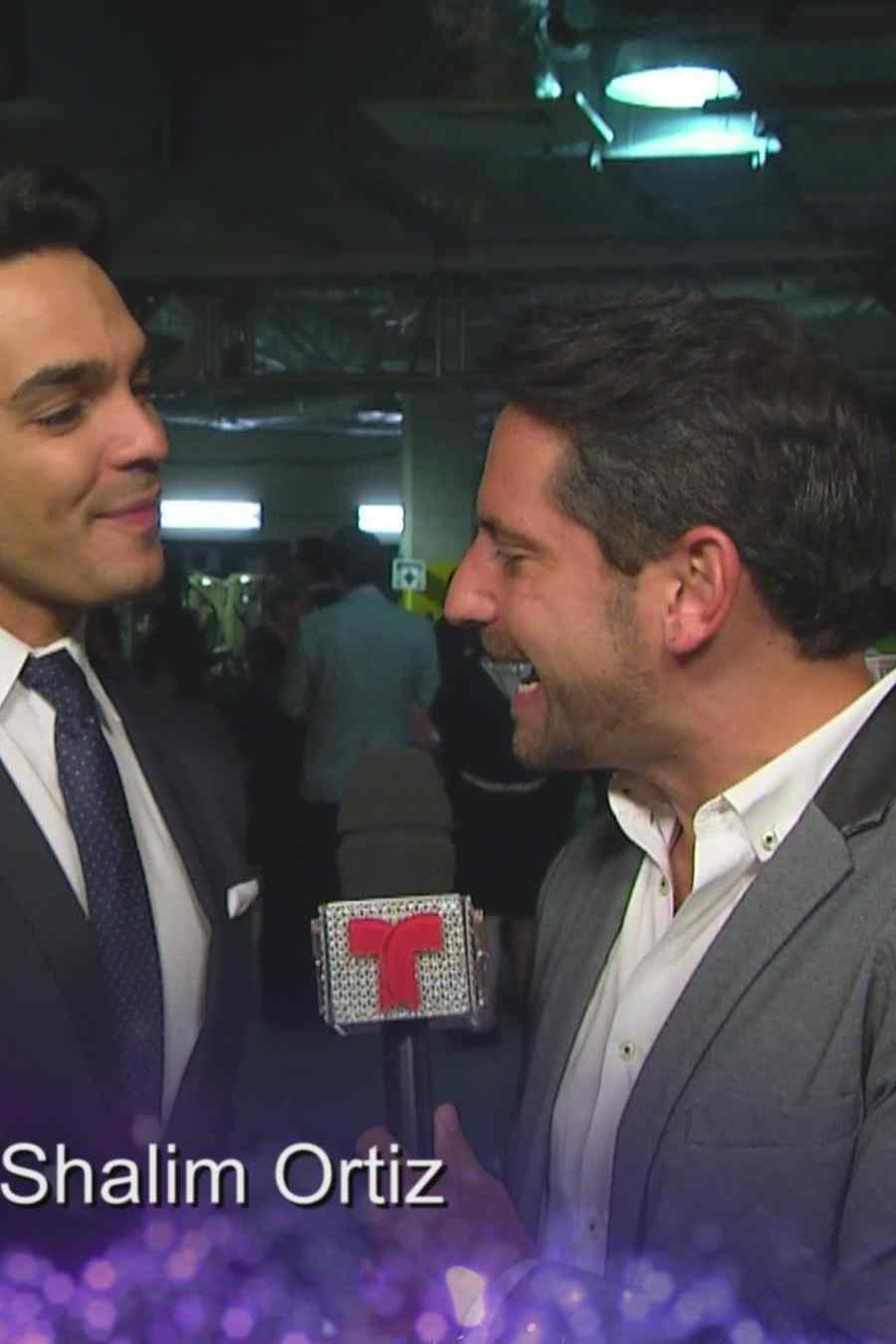 Entrevista a Shalim en Los Premios Billboard 2014